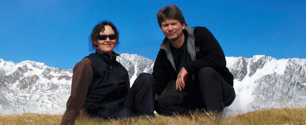 Dipl. Geographin Heidi Rüppel und Dipl. Geograph Jürgen Apel