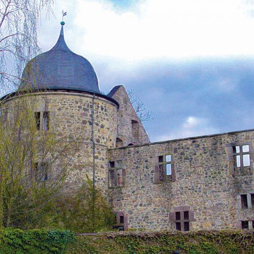 Dornröschenschloss Sababurg ©geokulturzeit