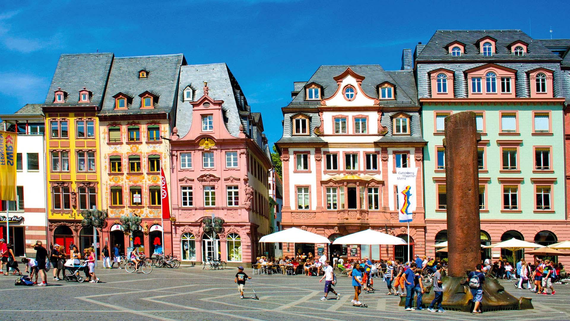Marktplatz Mainz