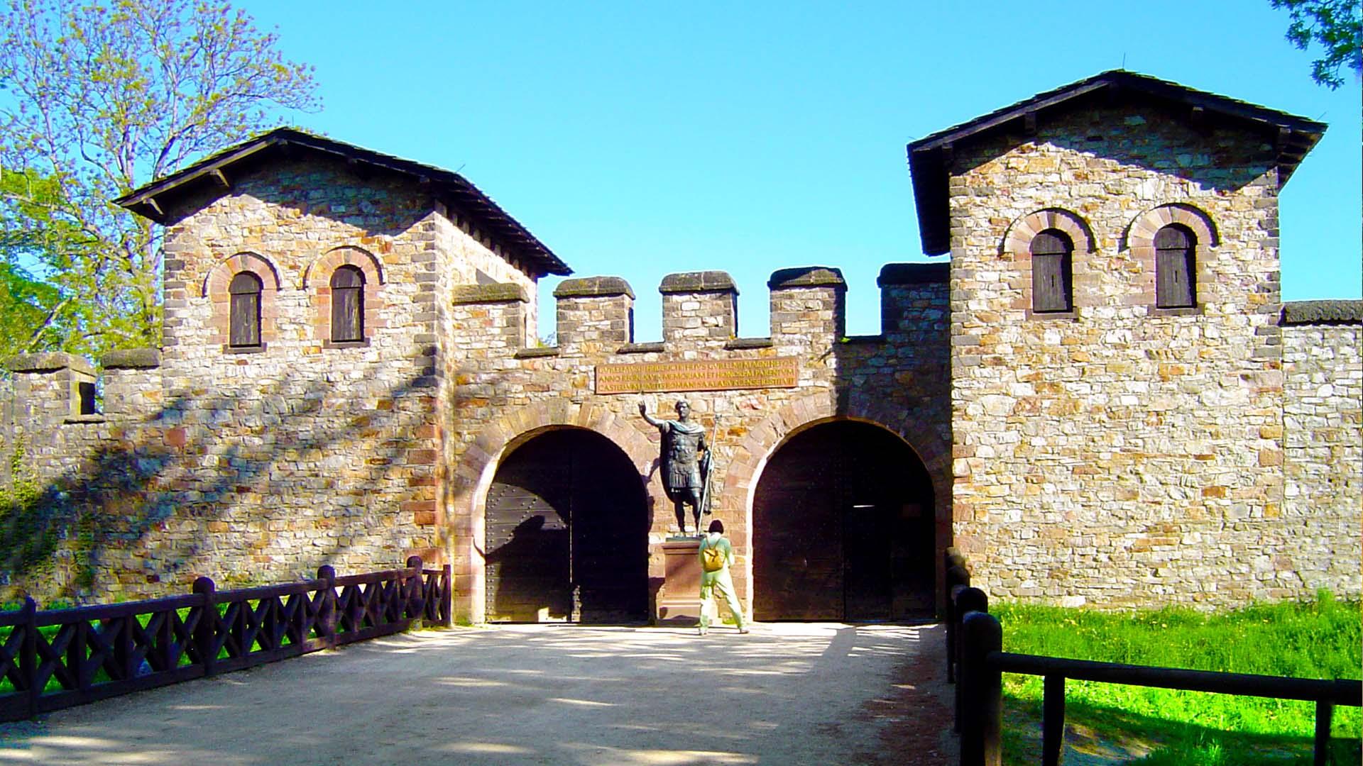 Römerkastell-Saalburg