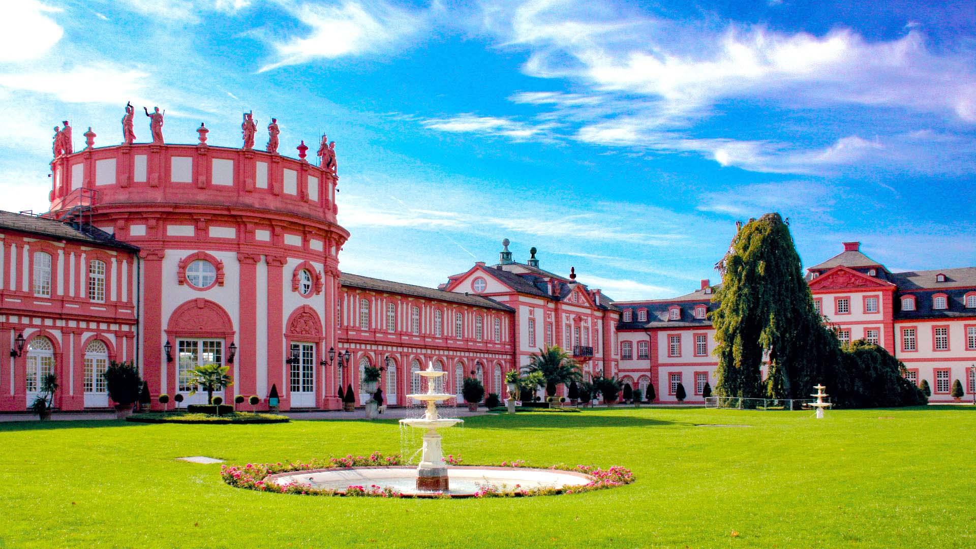 Schloss Biebrich, Wiesbaden