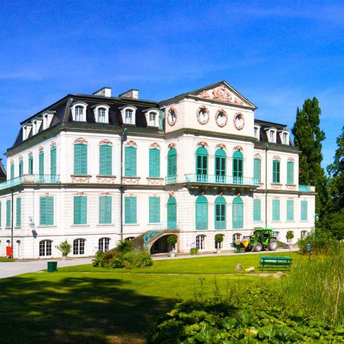 Schloss Wilhelmsthal ©geokulturzeit
