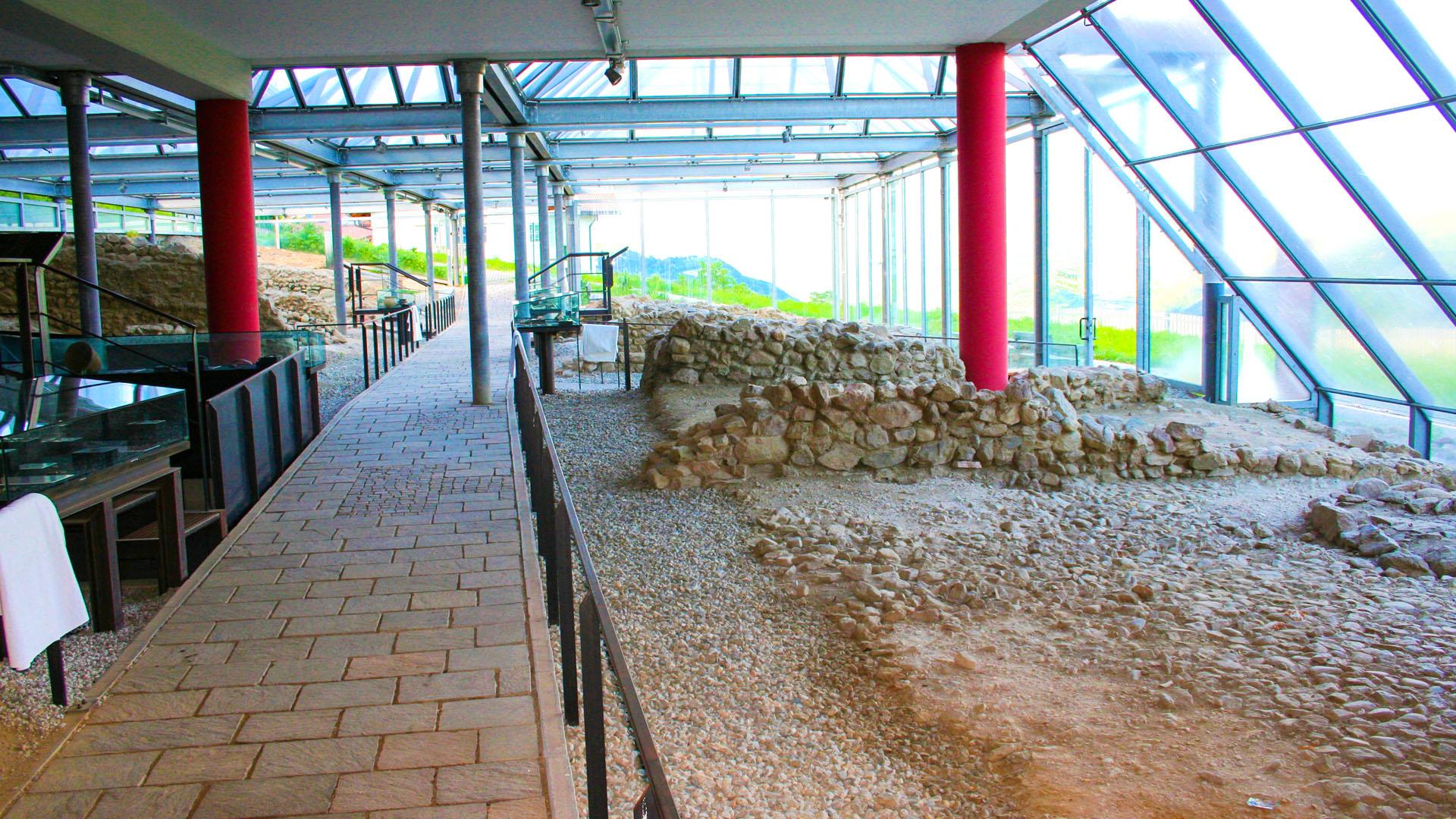 Archeoparc in Villanders