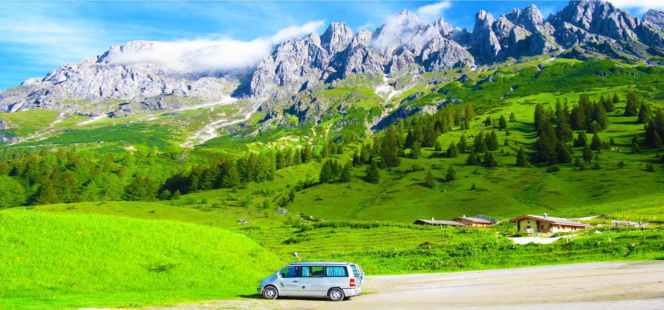 Studienreisen, geführte Wohnmobil Reisen, Wohnmobil Tour