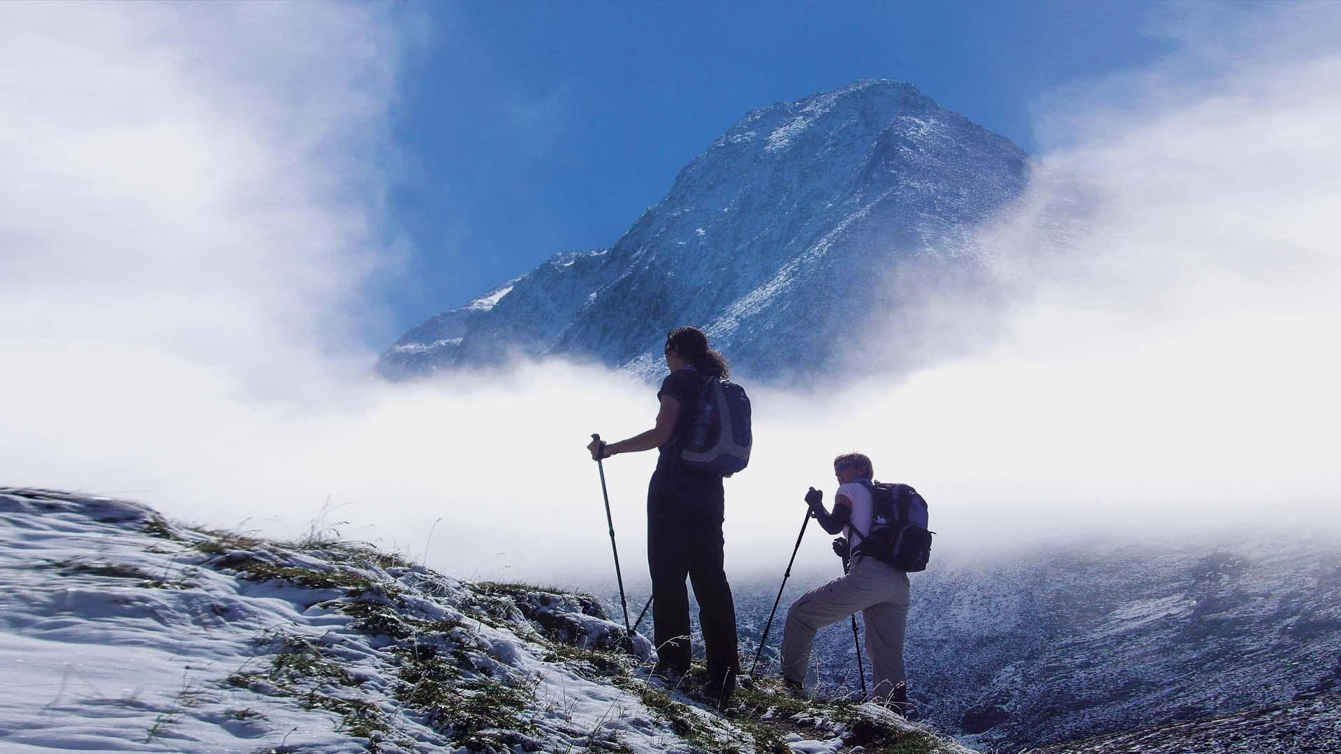 Wanderstudienreisen Ötztaler Alpen