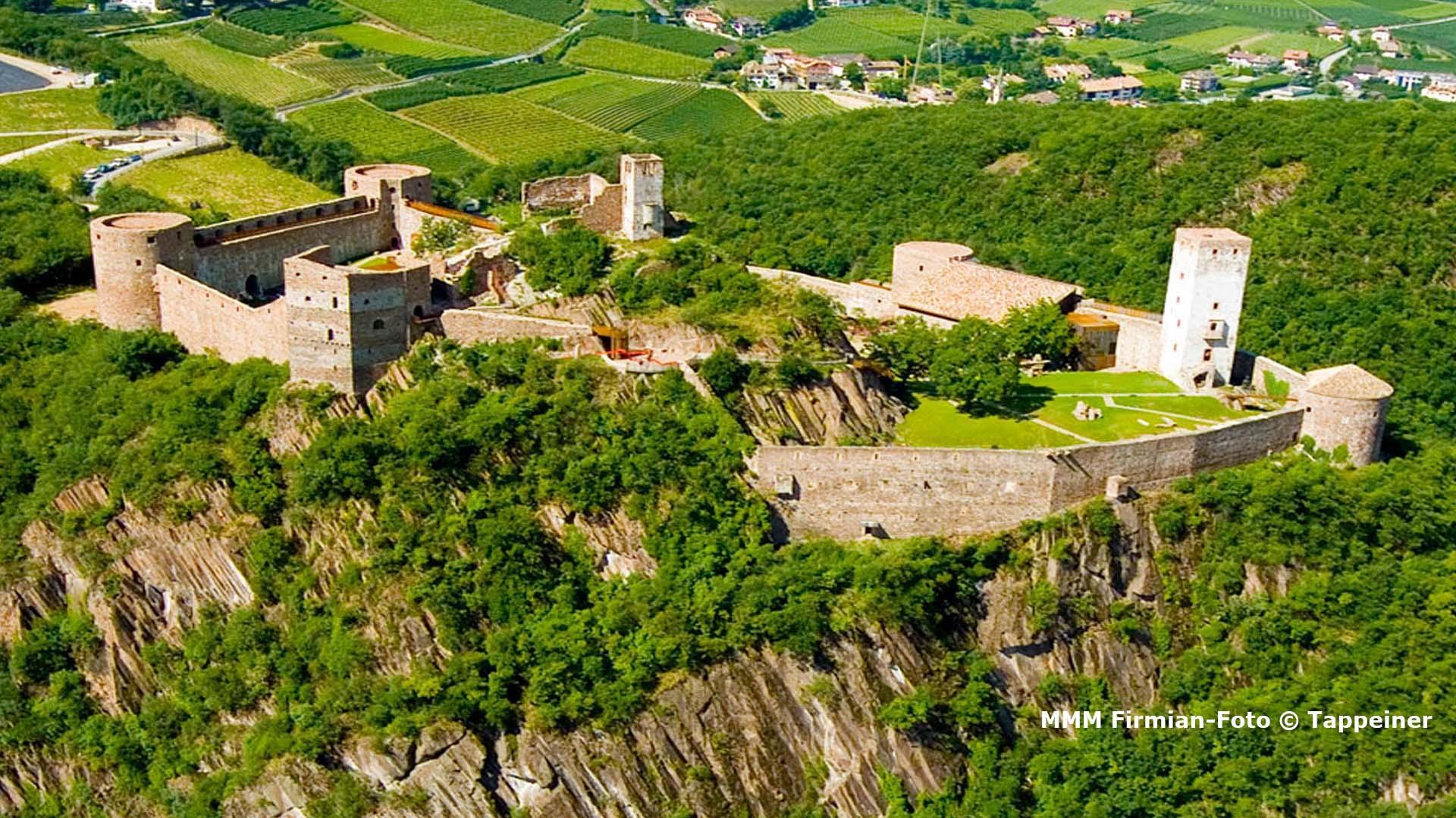 Schloss Sigmundskron bei Bozen